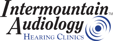 intermountain audiology hearing clinics logo