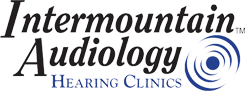 intermountain audiology hearing clinics logo footer